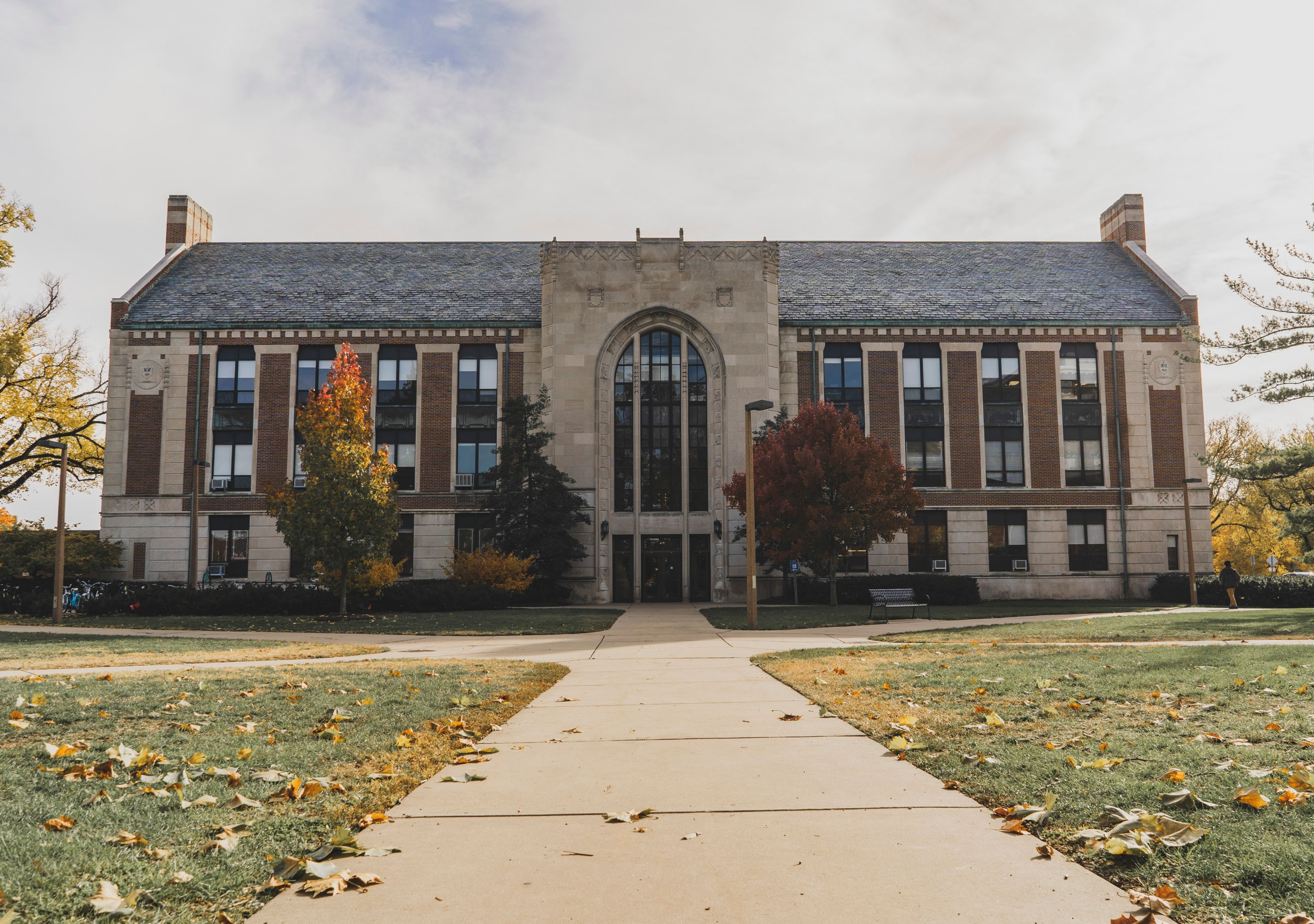 Photo of North Kedzie Hall