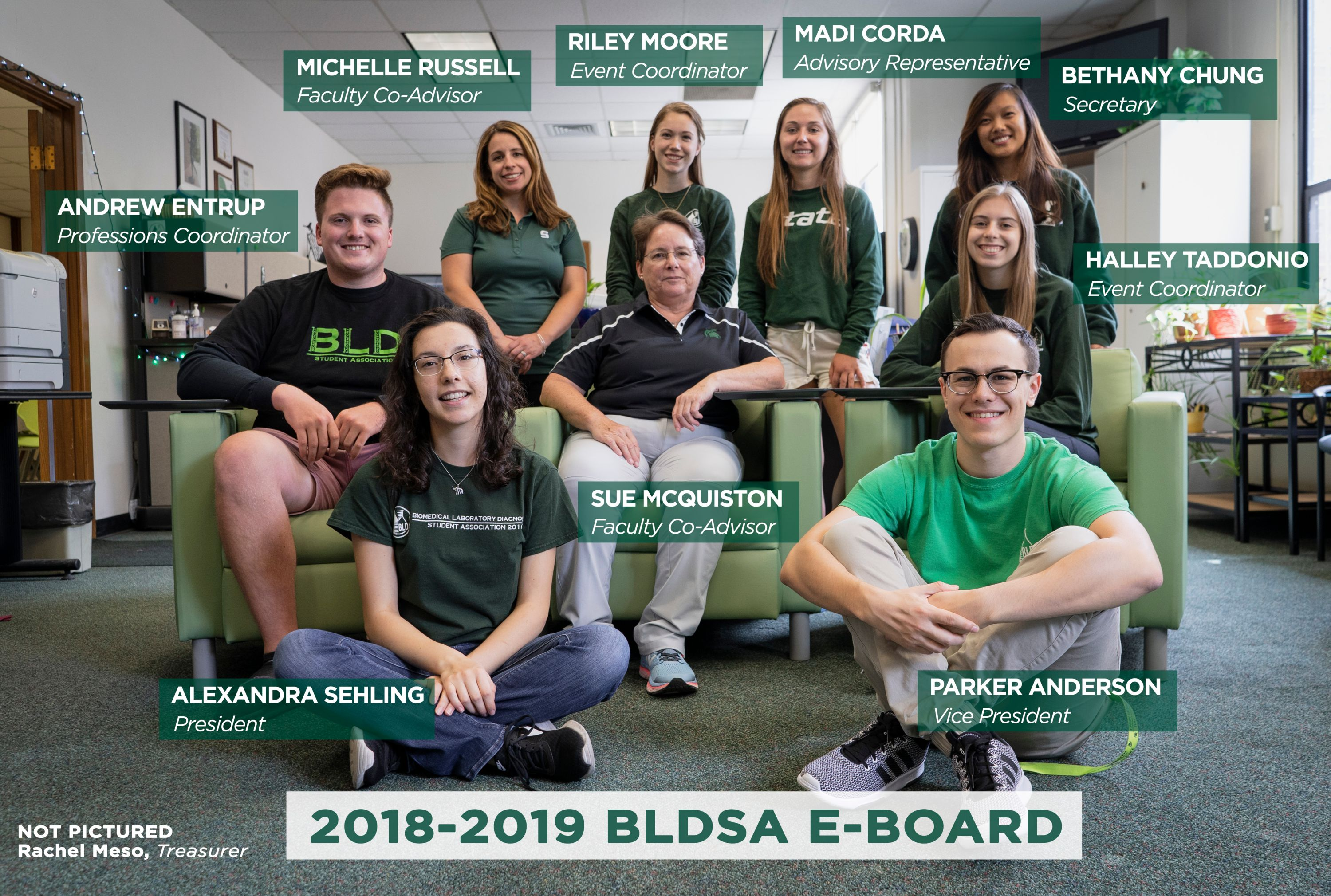 Photo of the BLD Student Association